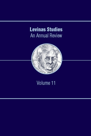 Levinas Studies: An Annual Review, Volume 11
