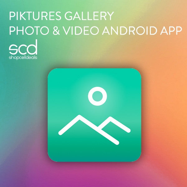 Piktures Android App Review