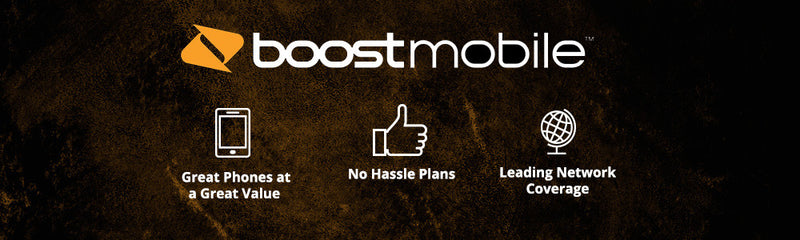 Boost Mobile Nation Wide Coverage
