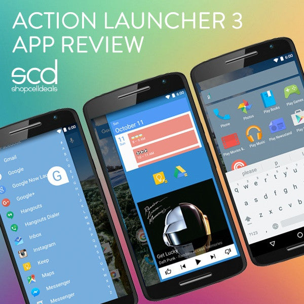 Action Launcher 3 Android App Review