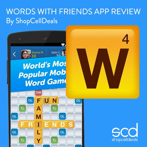 Words with Friends App Review