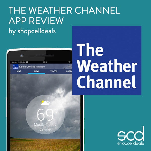 The Weather Channel App Review