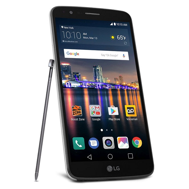 LG Stylo 3 - Where's My Stylus
