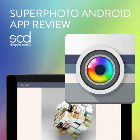 SuperPhoto Android App Review