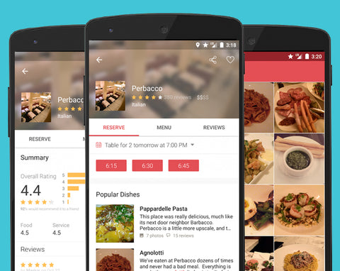 Open Table App Review Shopcelldeals - Table reservation app