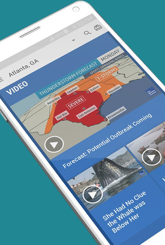The Weather Channel App Review – shopcelldeals