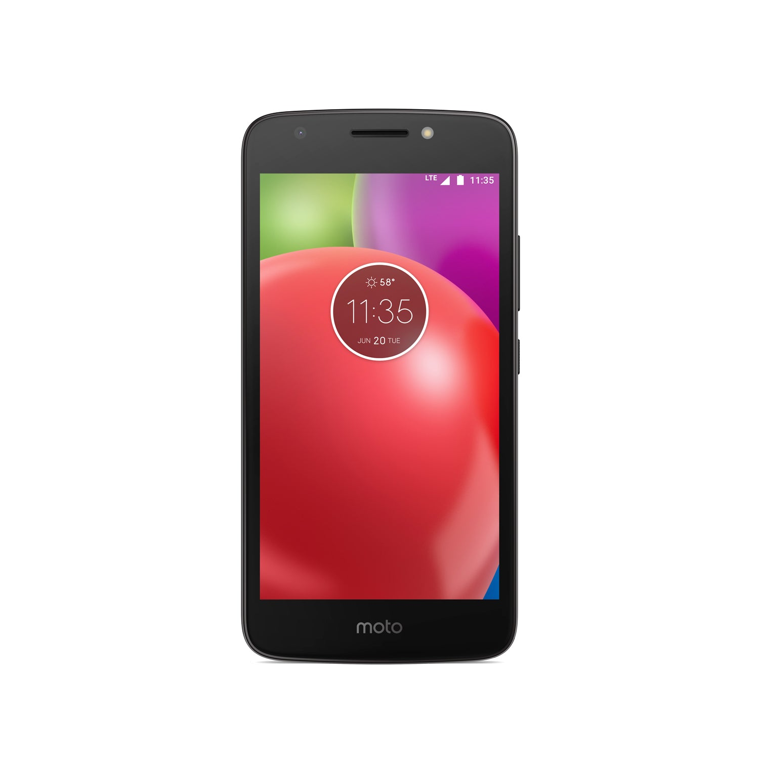 "Motorola Moto E4 5"" Android Smartphone for Boost Mobile"