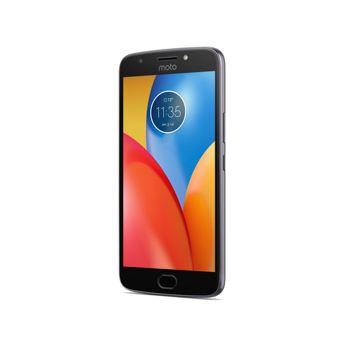 "Motorola Moto E4 Plus 5.5"" 16GB Android Smartphone for Boost Mobile"