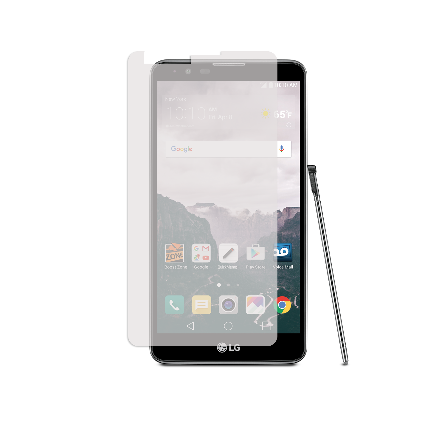 Glass Screen Protector - LG G Stylo 2 - shopcelldeals - 1