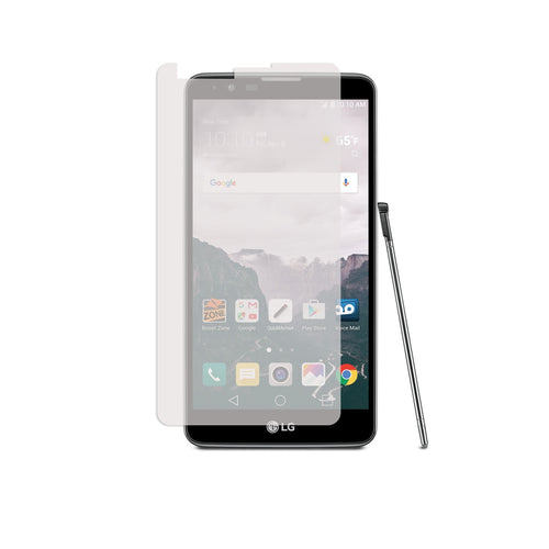 Tempered Glass Screen Protector - LG Stylo 3
