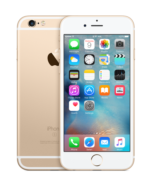 APPLE IPHONE 6S 16GB GOLD SMARTPHONE FOR BOOST MOBILE - shopcelldeals - 1