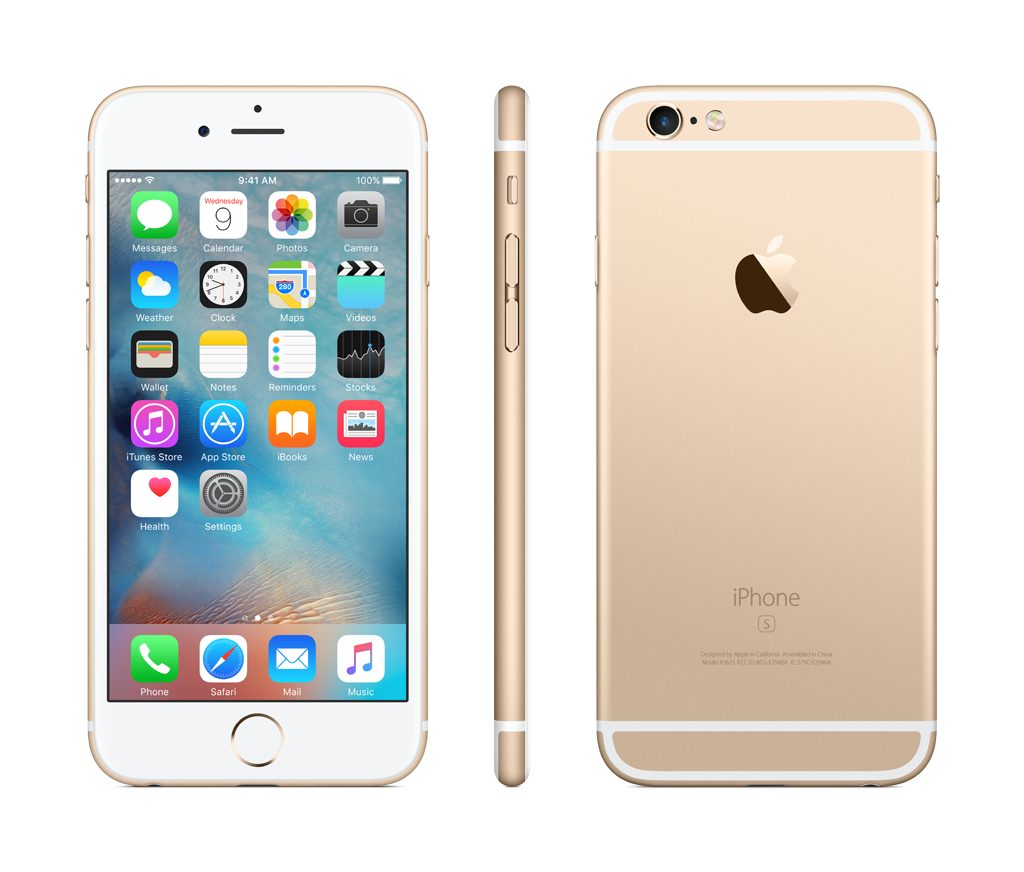 APPLE IPHONE 6S 16GB GOLD SMARTPHONE FOR BOOST MOBILE - shopcelldeals - 2