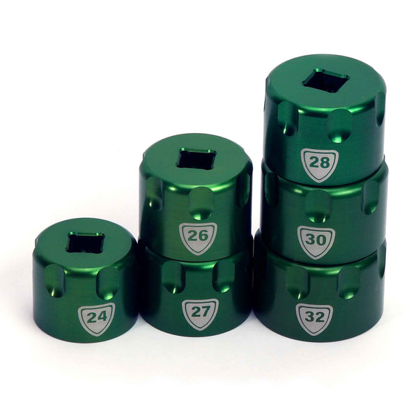 Suspension Top Cap Sockets