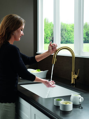 Delta Faucet Trinsic® Collection