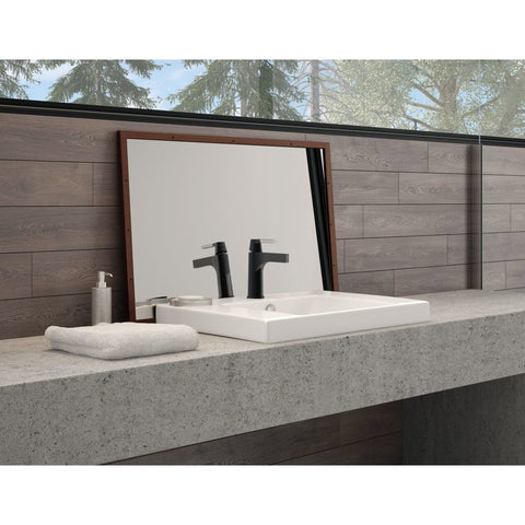 zura touchless faucet matte black
