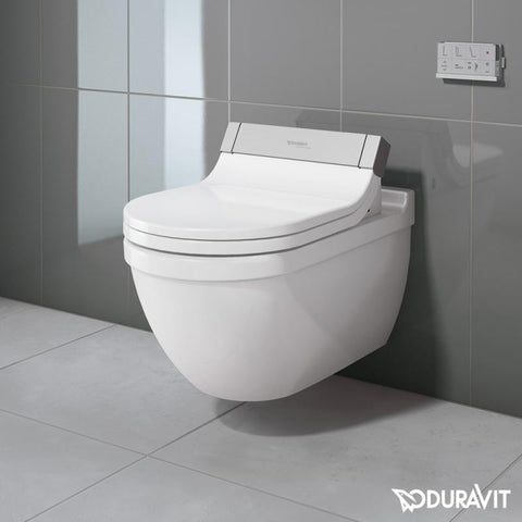 duravit wall hung toilet modern