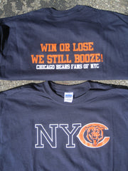NYC Chicago Bears T-Shirt