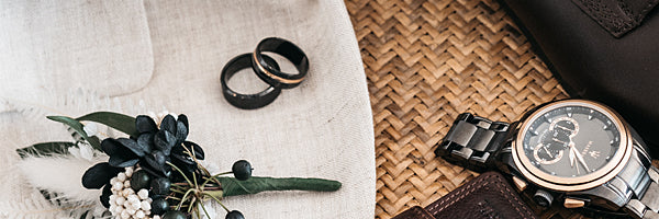 Wedding bands and accessories