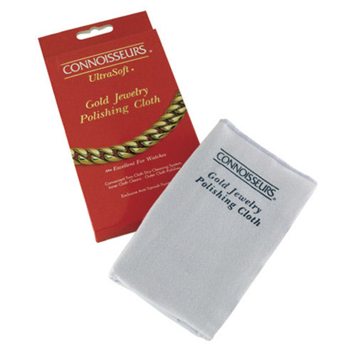 Connoisseurs Gold Cleaning Cloth
