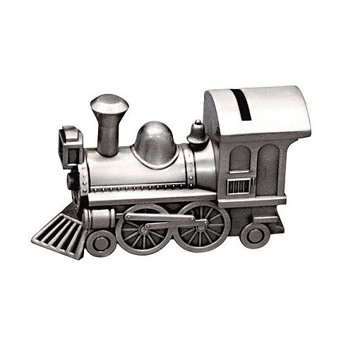 Children's Train Money Bank