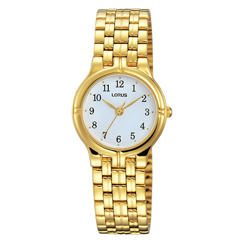 Lorus Gold-Tone Watch RRS62VX-9