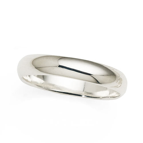 Stylish Silver Band
