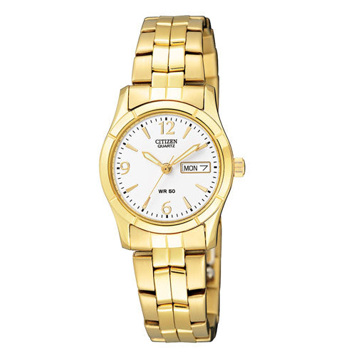 Citizen Gold-Tone Watch EQ0542-51A