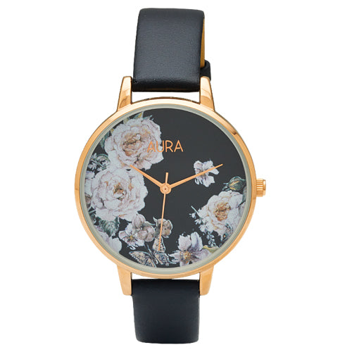 Aura Winter Garden Watch 129621