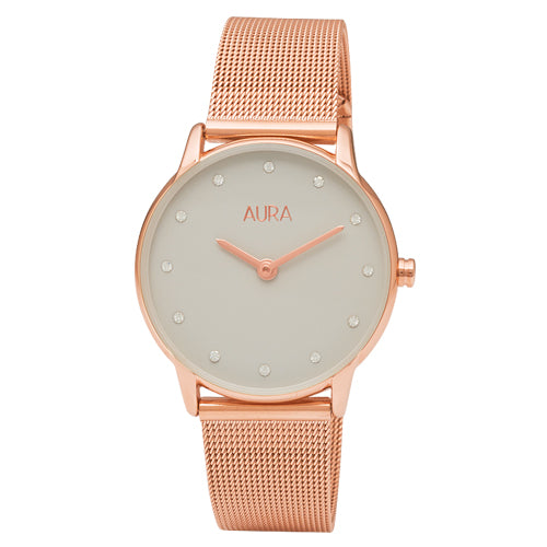 AURA Rose-tone Watch 132923