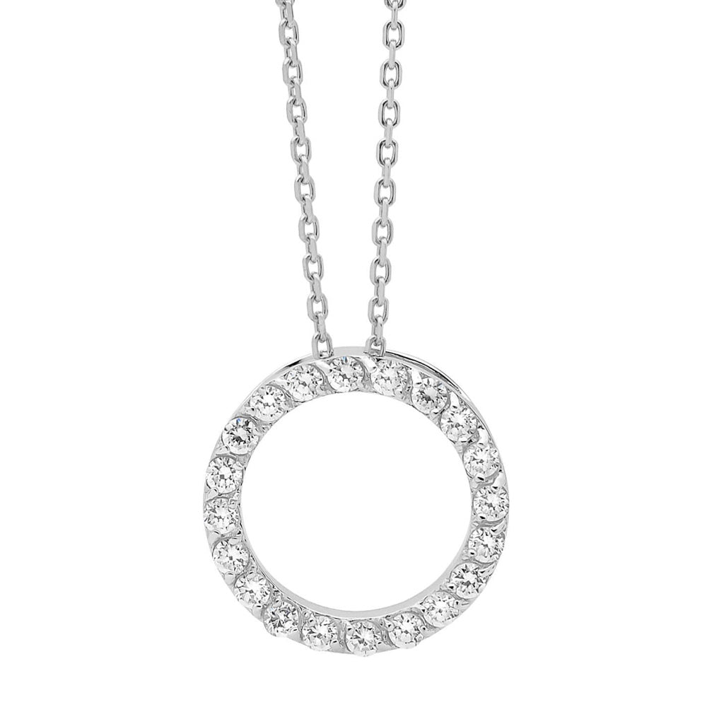 Georgini 'Small Circle' Pendant P248
