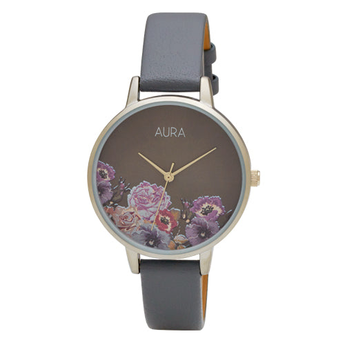 Aura Floral Watch 146665
