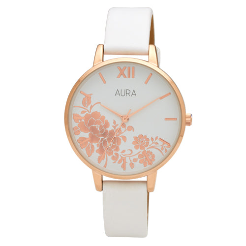 Aura Floral Watch 146685
