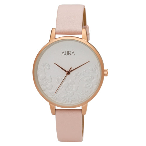 Aura Embossed Watch 146686