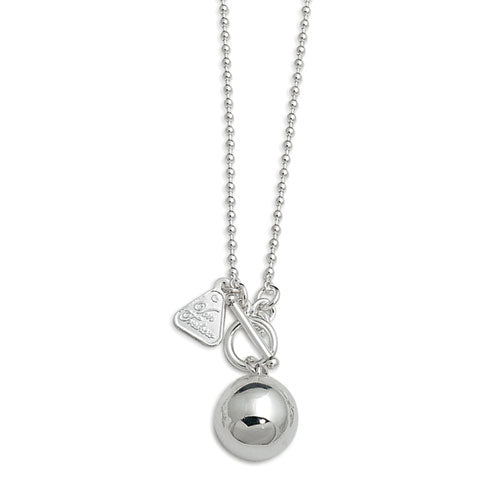 Von Treskow Chime Ball Necklace VTN313