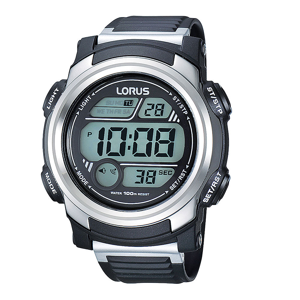 Lorus Digital Watch R2313GX-9