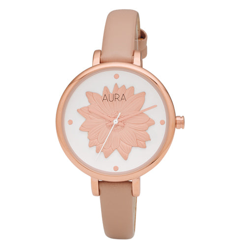 Aura Flower Watch 170264