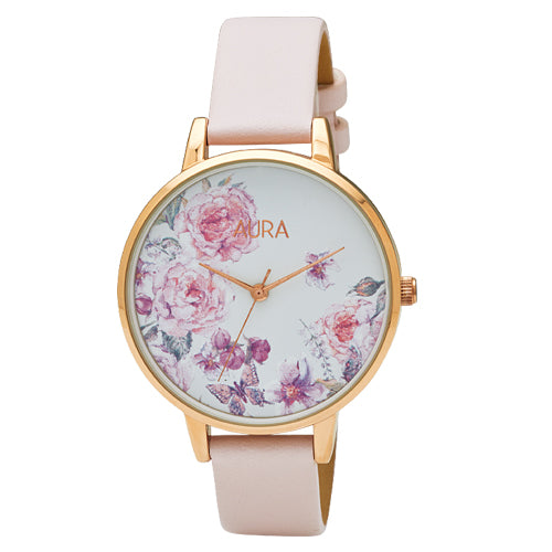 Aura Floral Watch 170278