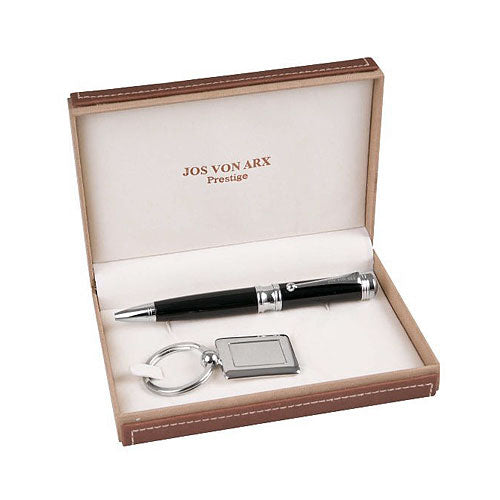 Jos Von Arx Pen & Key Chain Gift Set