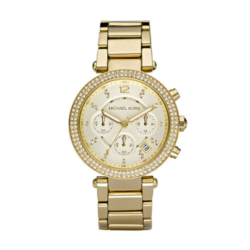 Michael Kors Parker Gold Watch MK5354