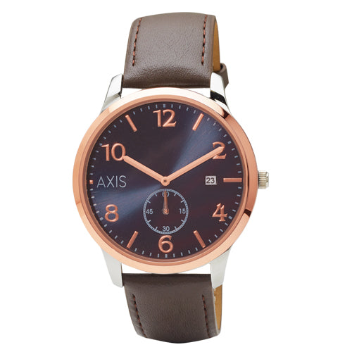 Axis Leather Strap Watch 174566