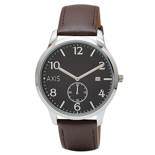 Axis Leather Strap Watch 174568