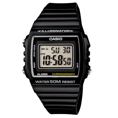 Casio Auto Illuminated W215H-1A