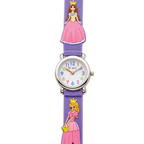 Mr Wolf Princess Watch