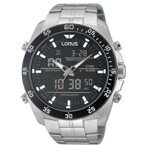 Lorus Sports Duo Watch RW611AX-9