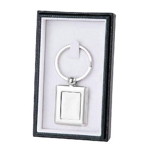Silver Plated Key Chain