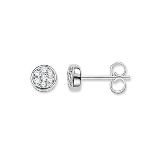 Thomas Sabo SS 'Circles' Studs TH1848CZ