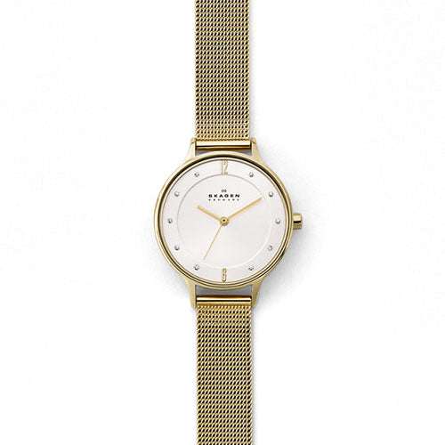 Skagen Anita Gold Watch SKW2150