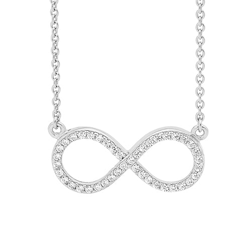 Georgini 'Infinite' Sterling Silver Pendant