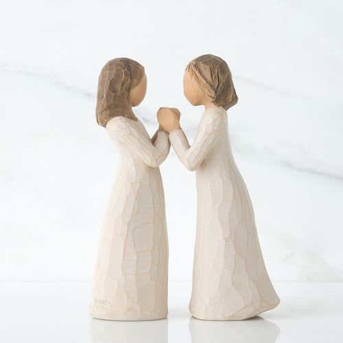 Willow Tree 'Sisters By Heart' Figurine 26023