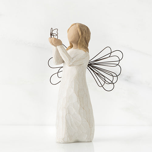 Willow Tree 'Angel of Freedom' Figurine 26219